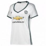 Le Nouveau Maillot Manchester United Femme Troisieme 2016 2017