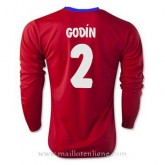 Magasin Maillot Atletico De Madrid Ml Godin Domicile 2015 2016