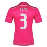 Magasin Maillot Real Madrid Pepe Exterieur 2014 2015