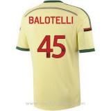 Maillot Ac Milan Balotelli Troisieme 2014 2015 Bonnes Affaires