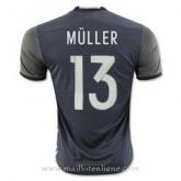 Maillot Allemagne Muller Exterieur Euro 2016 à Petits Prix