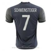 Maillot Allemagne Schweinsteiger Exterieur Euro 2016 Commerce De Gros