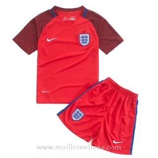 Maillot Angleterre Enfant Exterieur Euro 2016 Pas Chère