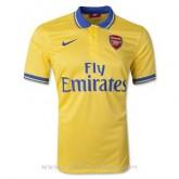 Maillot Arsenal Exterieur 2013-2014 Ventes Privées