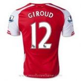 Maillot Arsenal Giroud Domicile 2014 2015 à Vendre