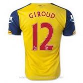 Maillot Arsenal Giroud Exterieur 2014 2015 Acheter
