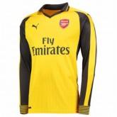 Maillot Arsenal Manche Longue Exterieur 2016 2017 En Soldes