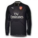 Maillot Arsenal Manche Longue Goalkeeper 2014 2015 Europe