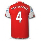 Maillot Arsenal Mertesacker Domicile 2014 2015 Lyon