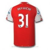 Maillot Arsenal Miyaichi Domicile 2014 2015 Magasin De Sortie