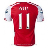 Maillot Arsenal Ozil Domicile 2014 2015 Magasin Paris