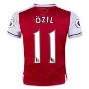 Maillot Arsenal Ozil Domicile 2016 2017 Nouvelle