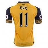 Maillot Arsenal Ozil Exterieur 2016 2017 Officiel