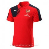 Maillot Arsenal Polo Rouge 2016 Pas Cher Marseille