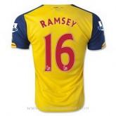 Maillot Arsenal Ramsey Exterieur 2014 2015 Pas Cher Paris
