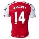 Maillot Arsenal Walcott Domicile 2014 2015 Prix France