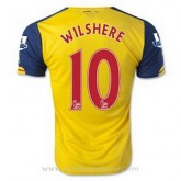 Maillot Arsenal Wilshere Exterieur 2014 2015 Promotions