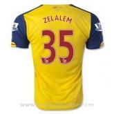 Maillot Arsenal Zelalem Exterieur 2014 2015 Rabais en ligne