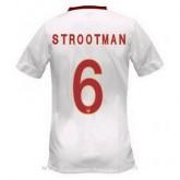 Maillot As Roma Strootman Exterieur 2014 2015 Boutique