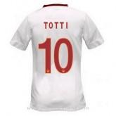 Maillot As Roma Totti Exterieur 2014 2015 Commerce De Gros