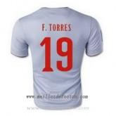 Maillot Atletico De Madrid F.Torres Exterieur 2014 2015 Soldes Paris