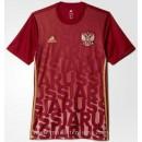 Maillot Avant-Match Russie Rouge 2016 2017 Acheter