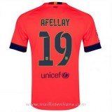 Maillot Barcelone Afellay Exterieur 2014 2015 Prix France