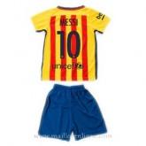 Maillot Barcelone Enfant Messi Exterieur 2015 2016 Soldes Paris