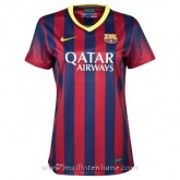 Maillot Barcelone Femme Domicile 2013-2014 France Magasin
