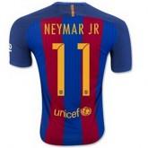 Maillot Barcelone Neymar Jr Domicile 2016 2017 Rabais