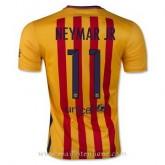Maillot Barcelone Neymar Jr Exterieur 2015 2016 Rabais en ligne