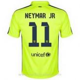 Maillot Barcelone Neymar Jr Troisieme 2014 2015 Rabais Paris