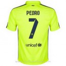 Maillot Barcelone Pedro Troisieme 2014 2015 Remise Nice