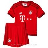 Maillot Bayern Munich Enfant Domicile 2015 2016 Promo prix