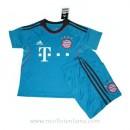 Maillot Bayern Munich Enfant Goalkeeper 2013-2014 Boutique France