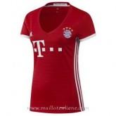 Maillot Bayern Munich Femme Domicile 2016 2017 Rabais prix