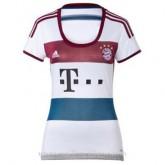 Maillot Bayern Munich Femme Exterieur 2014 2015 Réduction