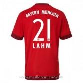 Maillot Bayern Munich Lahm Domicile 2015 2016 Soldes France