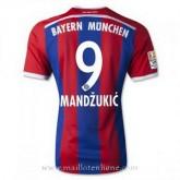 Maillot Bayern Munich Mandzukic Domicile 2014 2015 France Pas Cher