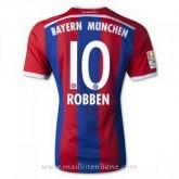 Maillot Bayern Munich Robben Domicile 2014 2015 Magasin Lyon