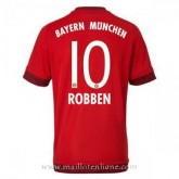 Maillot Bayern Munich Robben Domicile 2015 2016 Ventes Privées