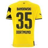 Maillot Borussia Dortmund Bandowski Domicile 2014 2015 Pas Cher Provence