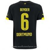 Maillot Borussia Dortmund Bender Exterieur2014 2015 Personnalisé