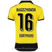 Maillot Borussia Dortmund Blaszczykowski Domicile 2015 2016 Prix En Gros