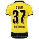 Maillot Borussia Dortmund Durm Domicile 2015 2016 Promotions