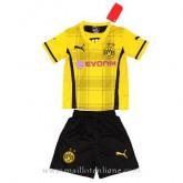 Maillot Borussia Dortmund Enfant Domicile 2013-2014 Paris Boutique