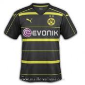 Maillot Borussia Dortmund Exterieur 2016 2017 Remise Lyon