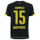 Maillot Borussia Dortmund Hummels Exterieur 2014 2015 Vendre France