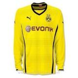 Maillot Borussia Dortmund Manche Longue Domicile 2013-2014 Pas Cher Marseille