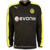 Maillot Borussia Dortmund Manche Longue Exterieur 2013-2014 Pas Cher Nice